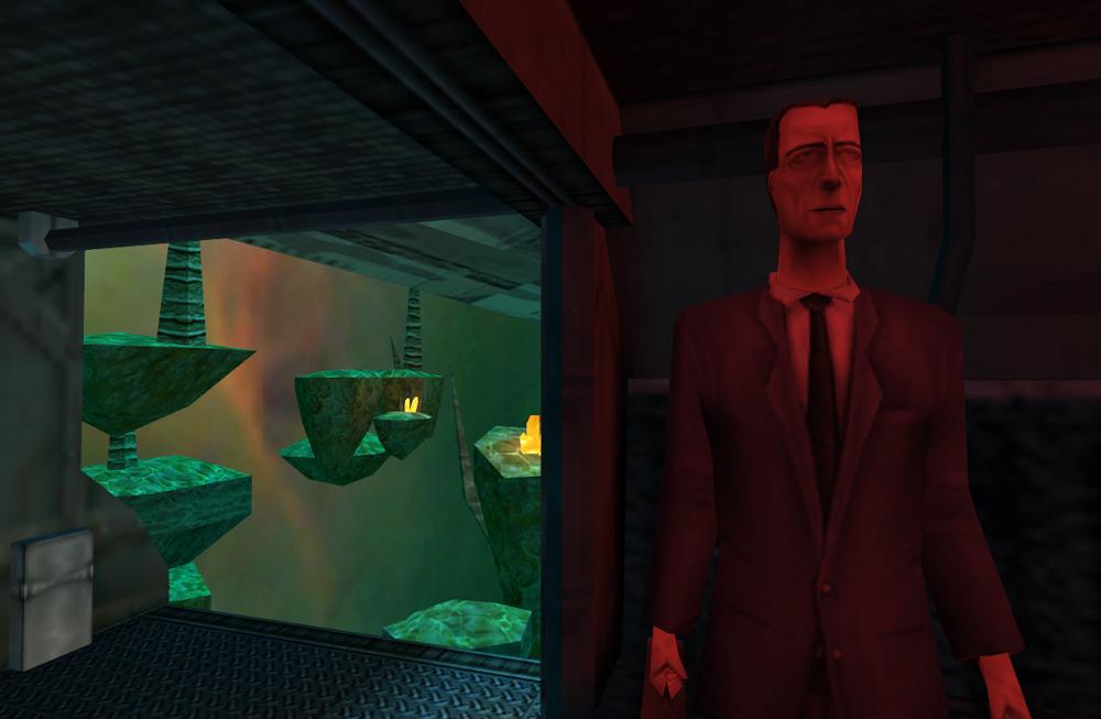 Без названия — Half-Life: Opposing Force + Half-Life (только