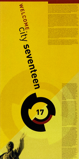 File:City 17 yellow welcome poster.png