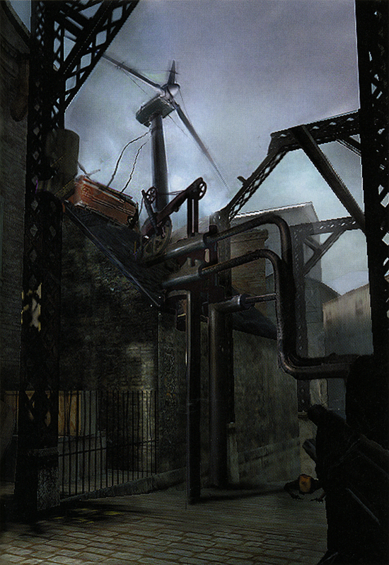 Half-life 2: ravenholm