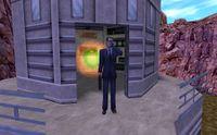 The G-Man - Combine OverWiki, the original Half-Life wiki