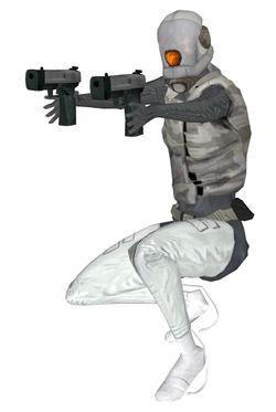 Half Life 2 Combine Assassin