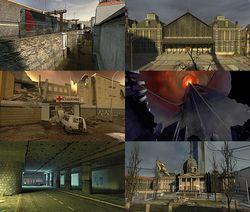 City 17 - Combine OverWiki, the original Half-Life wiki and